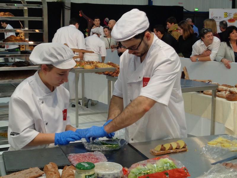 concours boulangerie